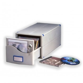 ProfiOffice CD Archiv-Box MB 30 SL
