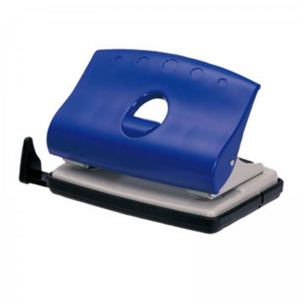 OfficeForce Locher Wave 2, blau